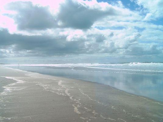 Strand von Necochea