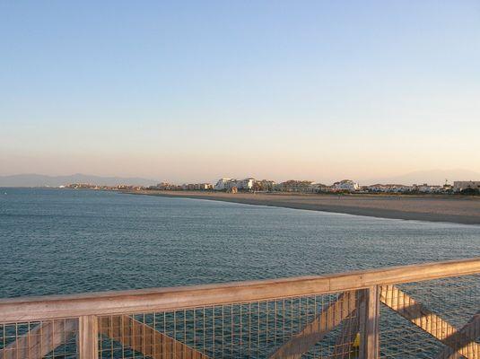 Strand von Port Leucate