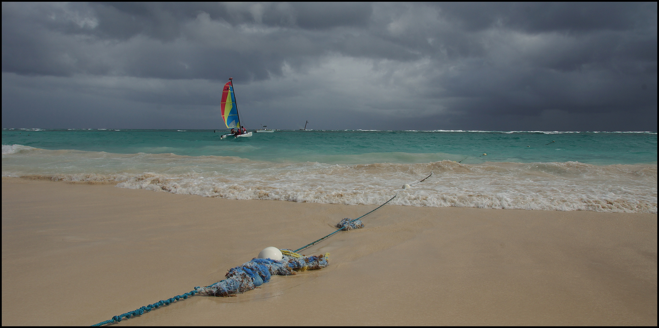 Strand von Punta Cana