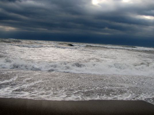 Strand von Roquetas de Mar