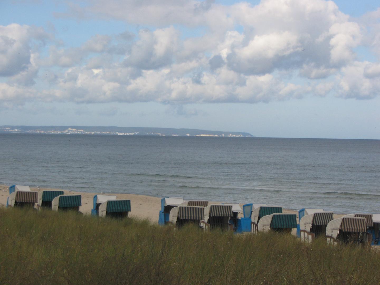 Strand von Rügen/Binz