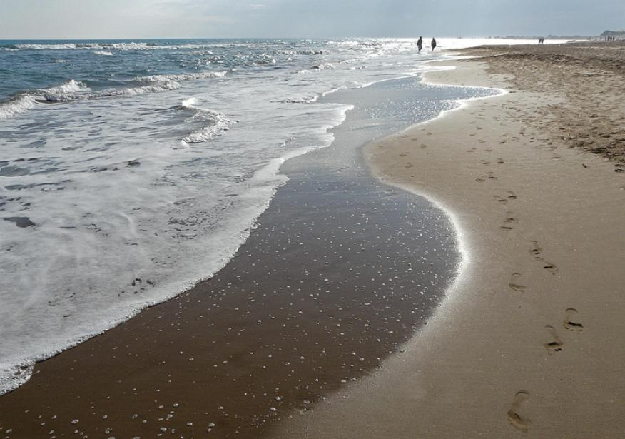 Strand von Side Gündogdu
