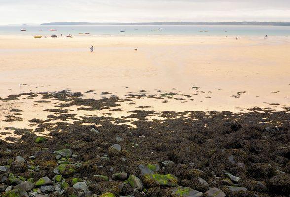Strand von St. Yves....