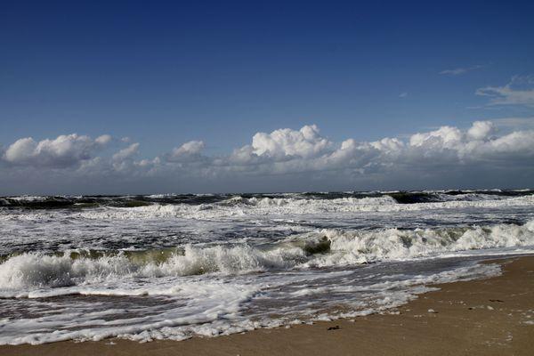 Strand von Westerland...