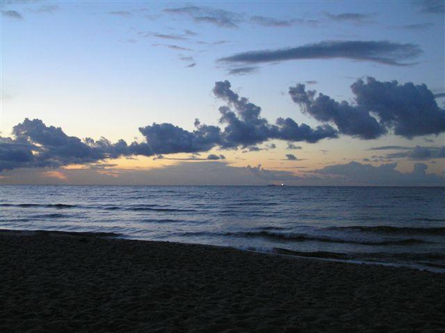 Strand von Zinowitz