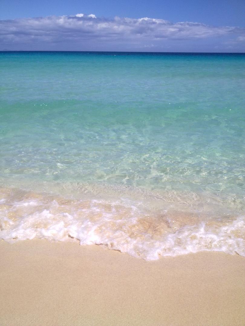 Strand - Wasser - Fuerteventura