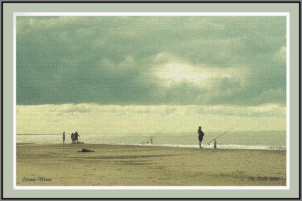 Strand-Wetter