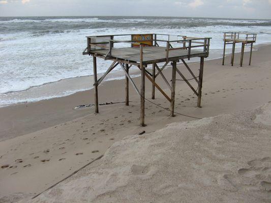 Strandabschnitt OASE