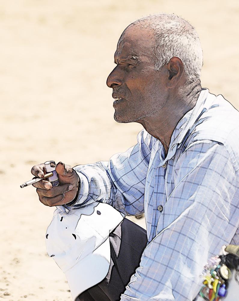Strandbeobachter