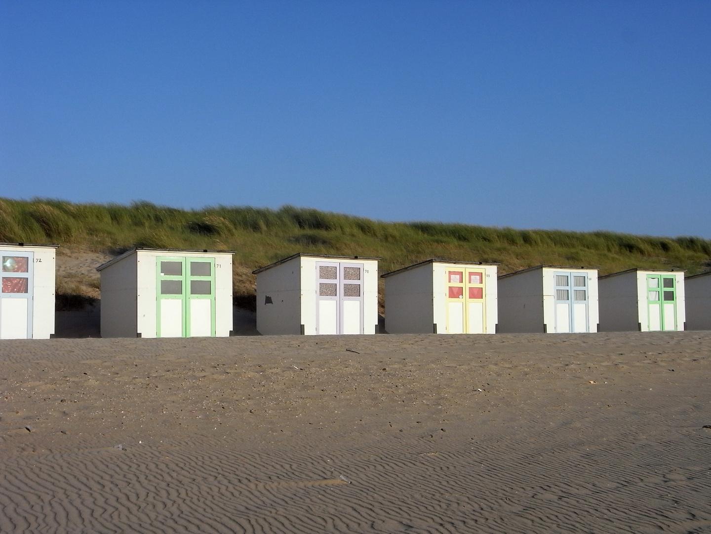 Strandbewohner!