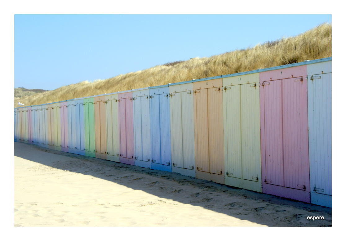 Strandbox..a couleur