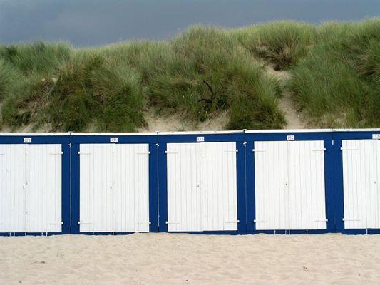 Strandbuden
