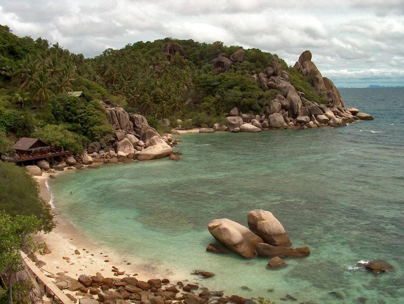 ...stranded in paradise...