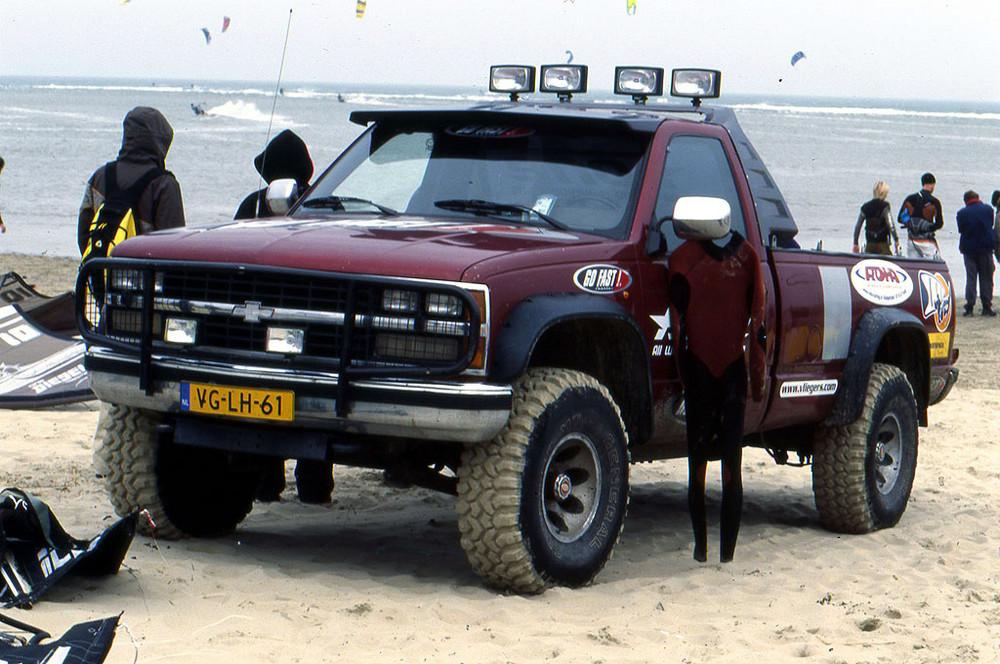 Strandfahrzeug