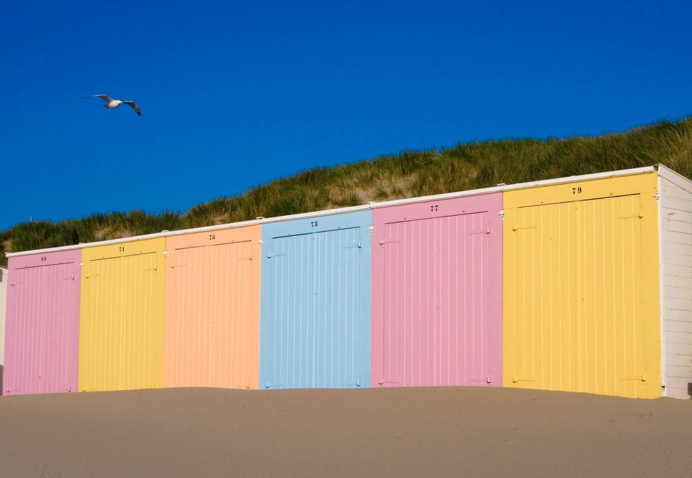 Strandfarben