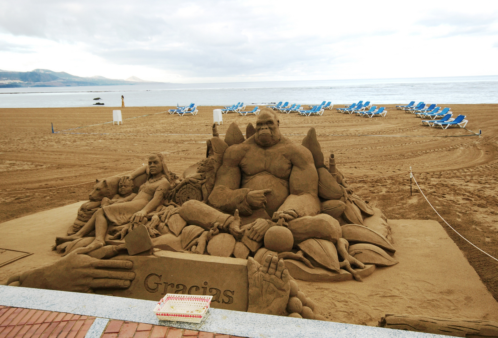 Strandfiguren