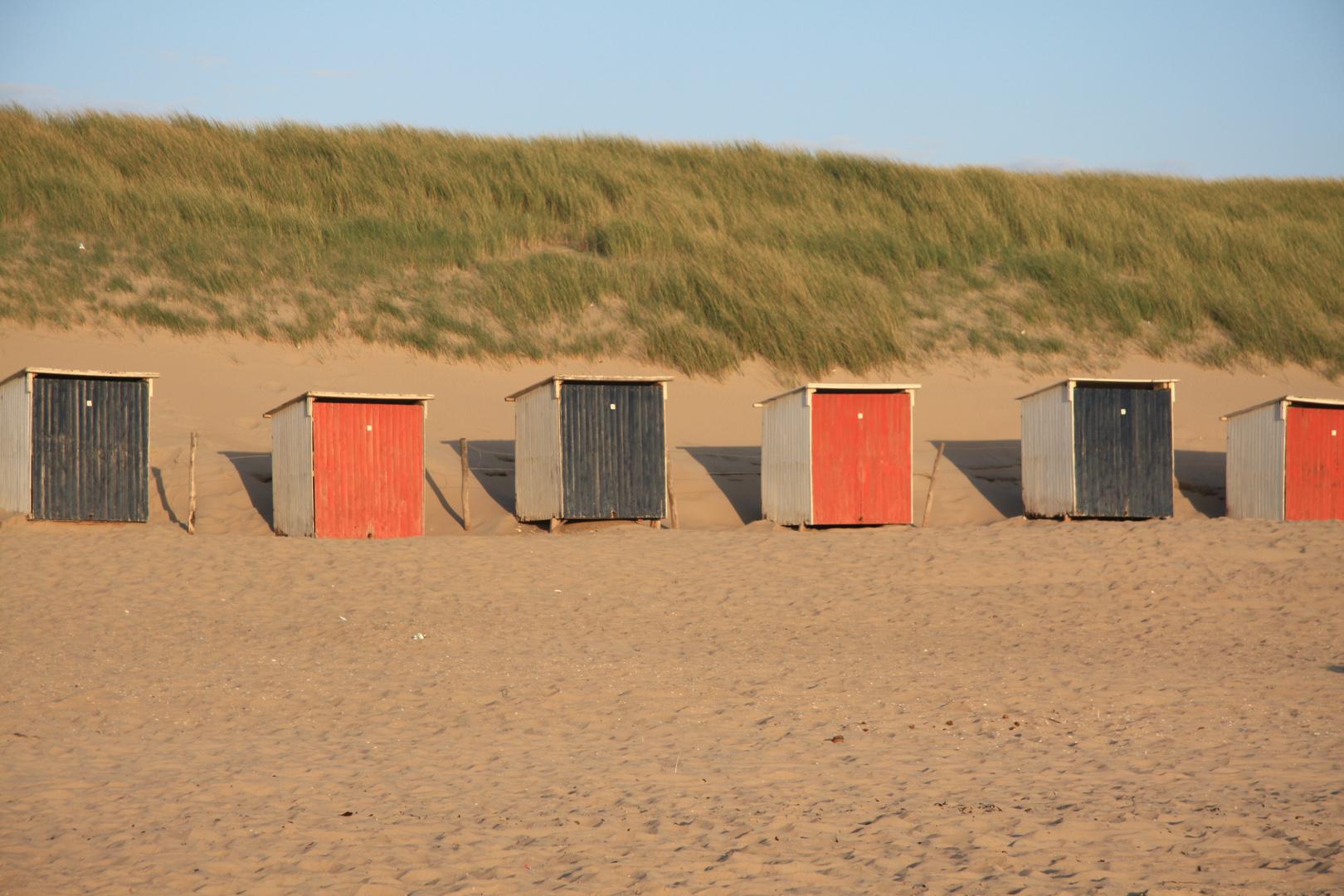 Strandfoto bei Den Helder