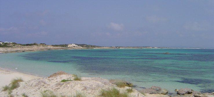 Strandfoto Platja des Canyers