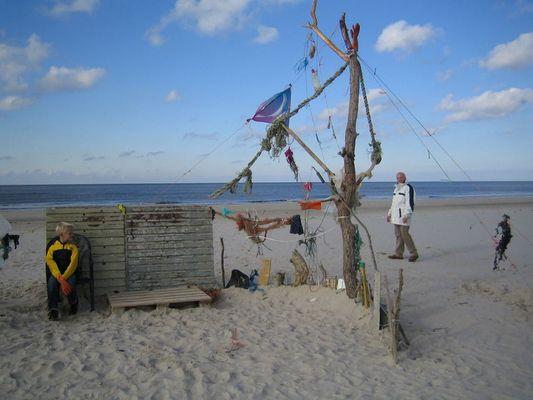 Strandgut - so hat Robinson auch mal angefangen ...