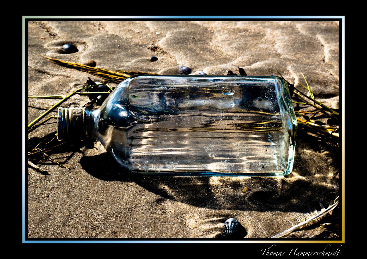 Strandgut - vielleicht aus alter Zeit ?