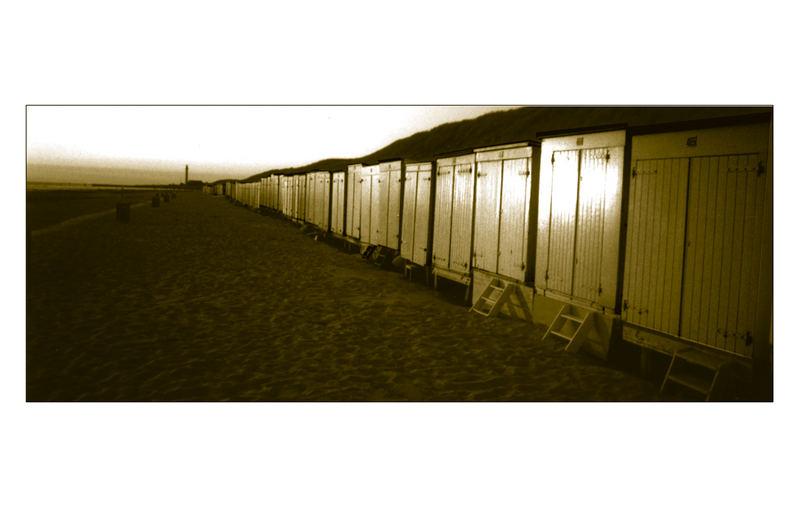 Strandhäuschen...