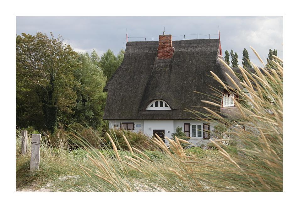 --- Strandhaus ---