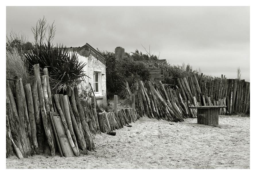 Strandhaus (Normandie)