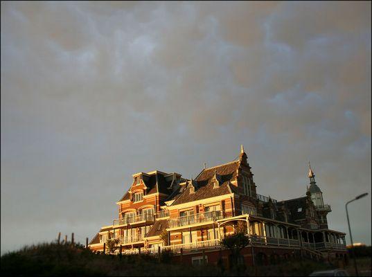 Strandhotel in Domburg