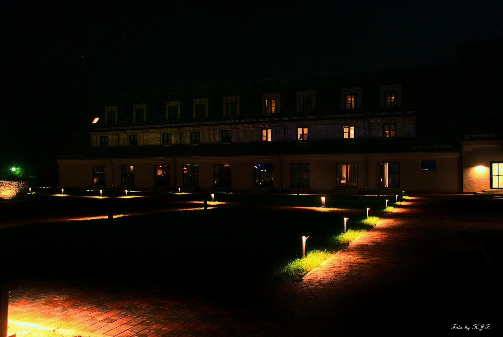 Strandhotel in Dranske auf Rügen
