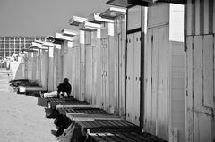 Strandidylle in Calais