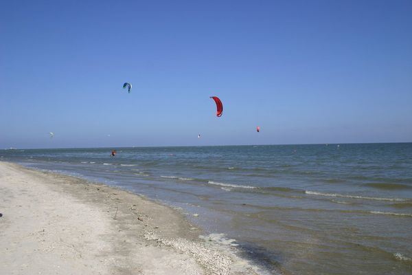 Strandimpressionen an der Nordsee Horumersiel-Schillig