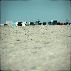 –– Strandkorb-Flashmob ––