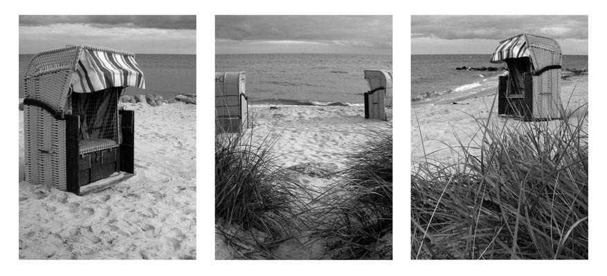Strandkorb Trilogie