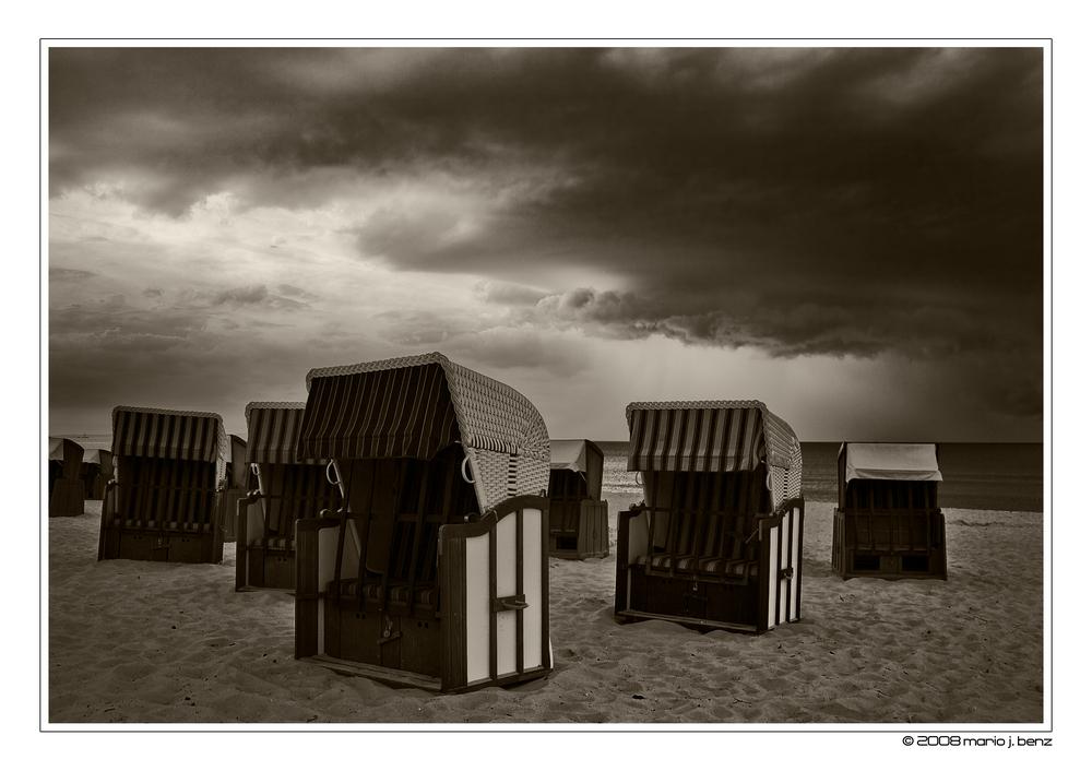 Strandkorbbild