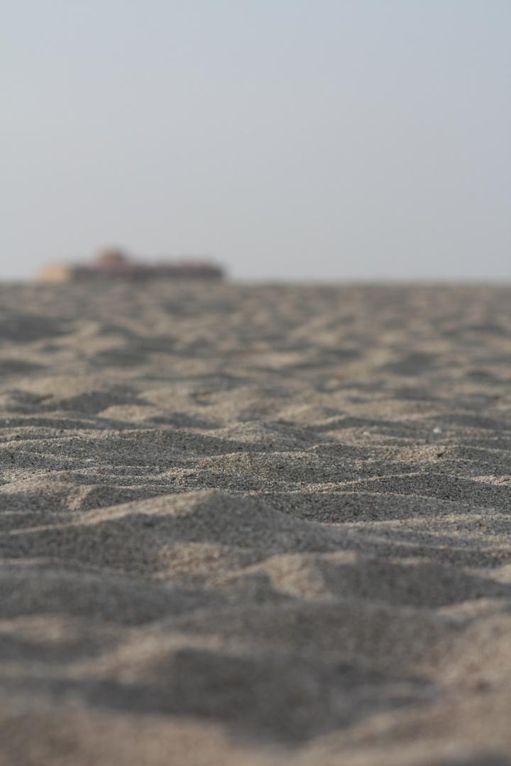 strandlangweile