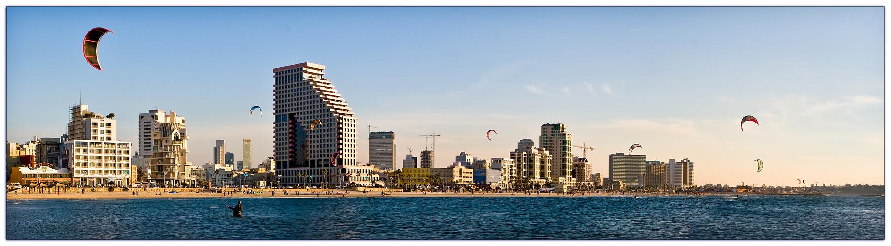 StrandPano Tel Aviv