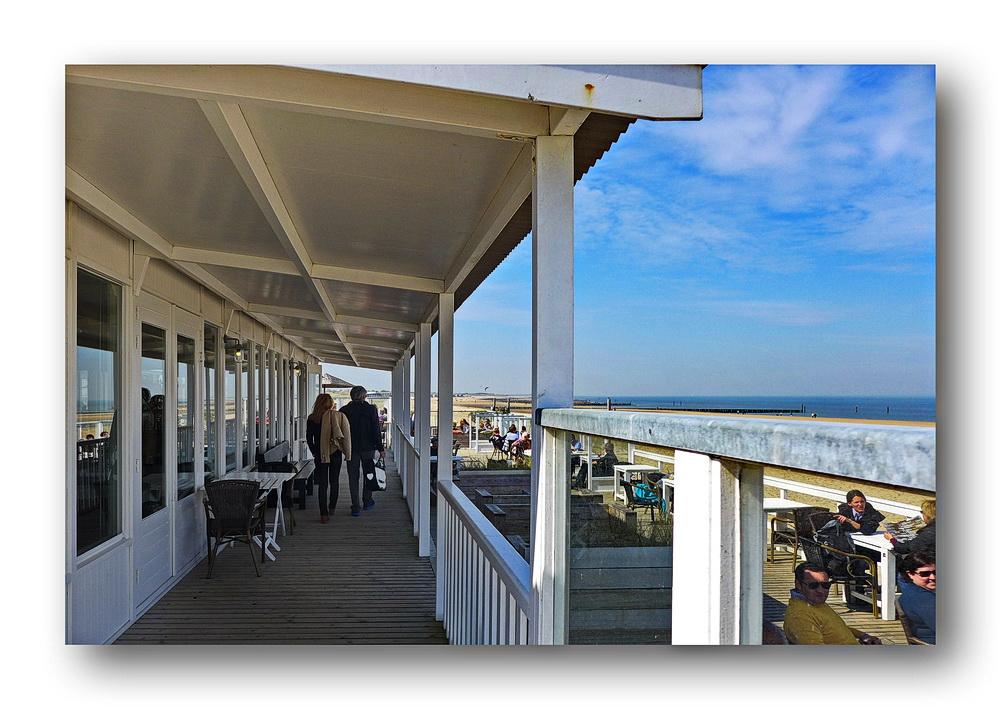 Strandpavillon Groede