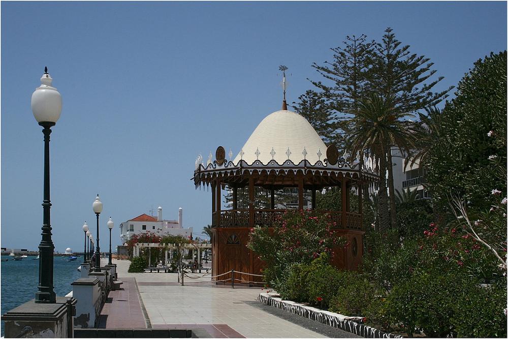 Strandpromenade - Arrecife - Lanzarote