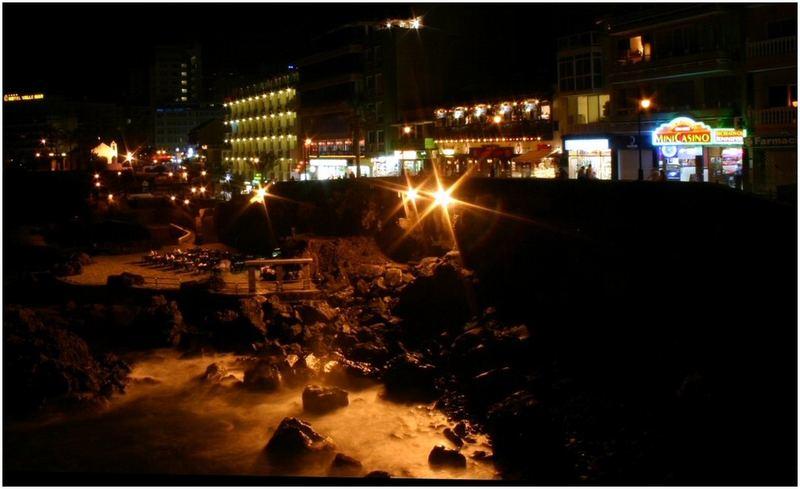 Strandpromenade in Puerto de la Cruz (2)