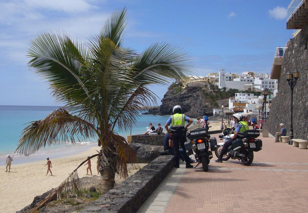 Strandpromenade nach Morro Jable