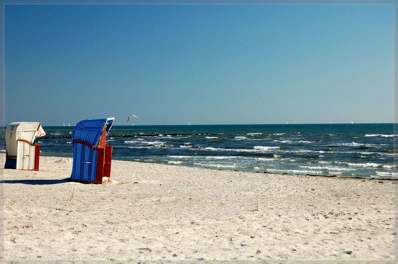 Strandromantik in Großenbrode