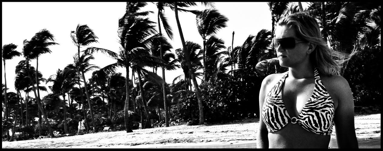 Strandschönheit
