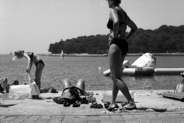 Strandsituation