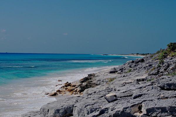 """Strandspaziergang auf """"Cayo Largo"""""""