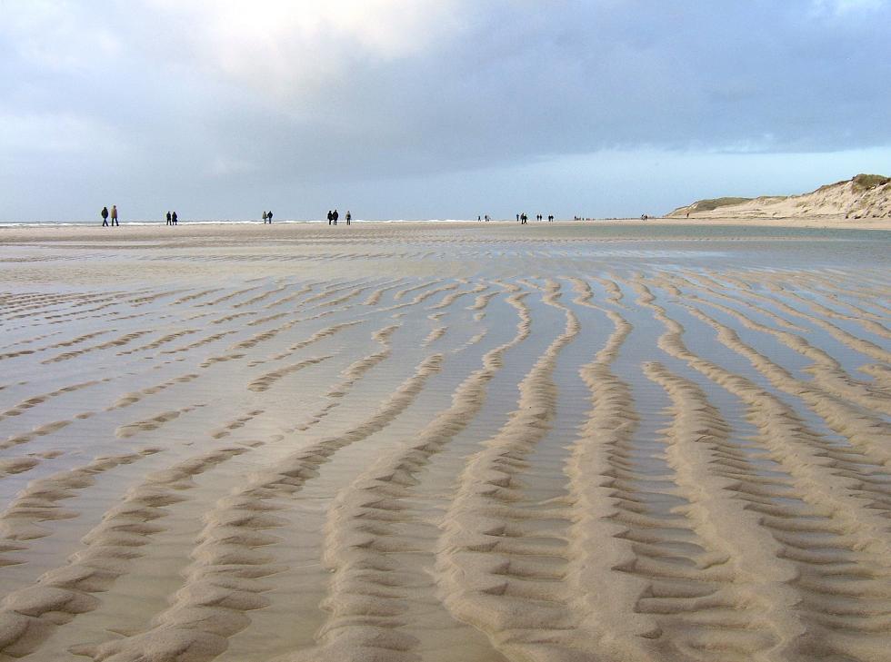 Strandspaziergang - oder Watt?