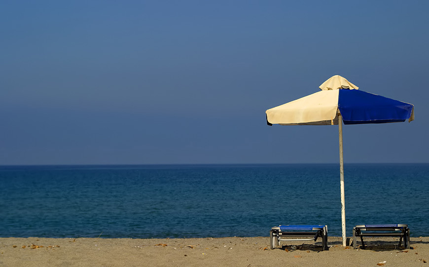 Strandstilleben...#2