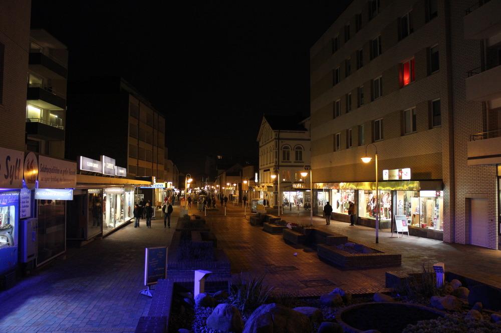 Strandstraße Westerland