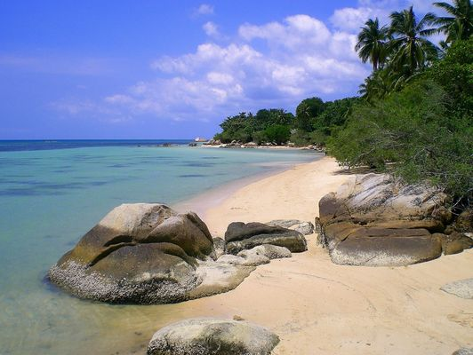 Strandträume auf Koh Pha Ngan