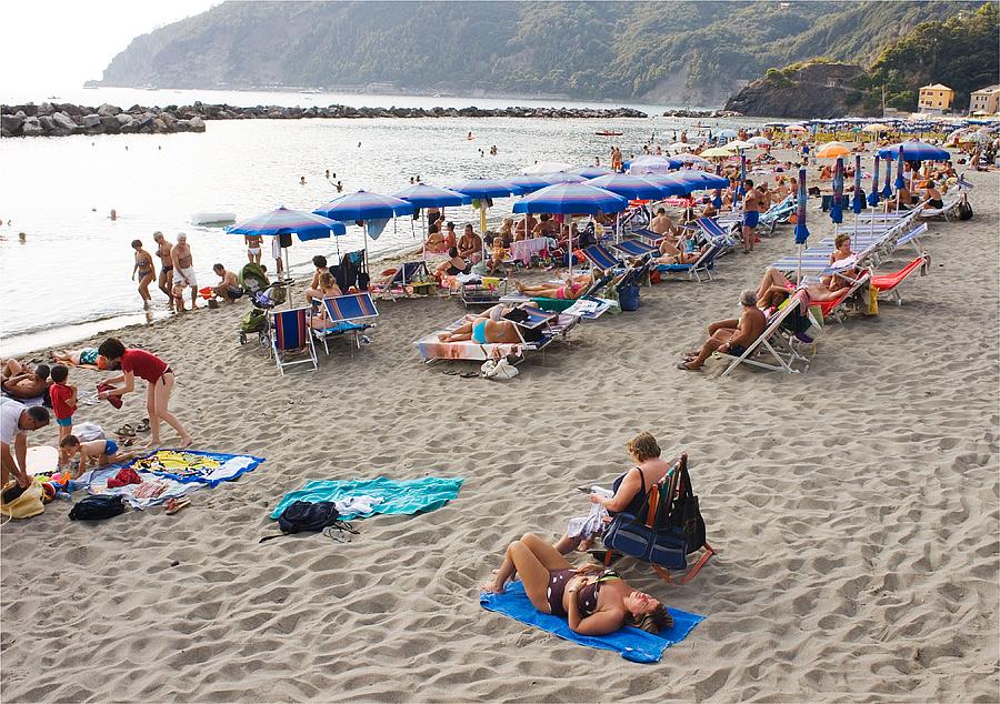 Strandurlaubsfreuden