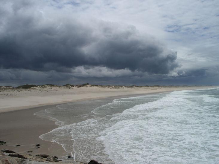 Strandwetter ? - Eher nicht.